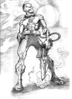 Captain Mar Vell of the Kree by 1hope