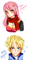 Nalu Children by NanakoBlaze
