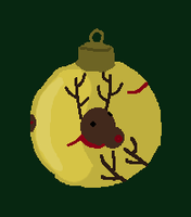Christmas decoration by Phant0mQueen