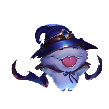 Magic Poro Render by SnOwInWiNtEr