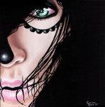 Untitled DOTD Painting 8 by misscarissarose