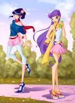 Musa and Tine 5 season Winx by fantazyme