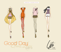 Good Day Spring 2011- Part III by rednotion