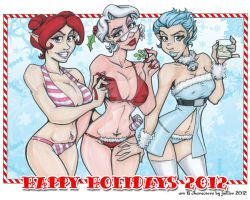 Happy Holidays 2012 by LordSantiago