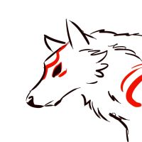 Amaterasu by wolfsouled