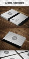 Squares Business Cards Download by polska753