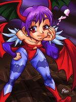 Lil Lilith by Shayeragal