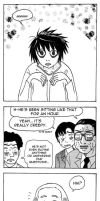 Death Note: What is L doing? by jknozmo