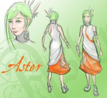 Aster Concept by AspartameChild