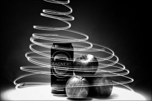 Magners light trails by BELFASTBAP