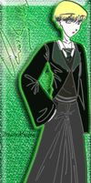 Draco Malfoy Color by MageStiles