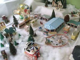 Holiday Village 3 by Allhallowseve31