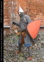 Old Russian Warrior Img. 004 by Reconstruction-Stock