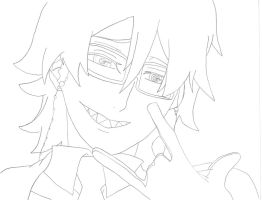 Grell for DEATH by taytay128