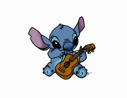 Stitch by oozsinfered