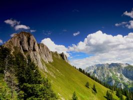 The Alps landscapes II by mutrus