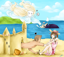 MyM: Summer Play by Katarya