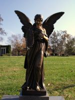 Cave Hill Cemetery Stock 24 by ShinimegamiStock