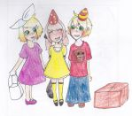 Little kids by TheChavsStoleMeName