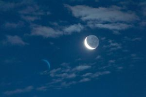 Two Moons by Labrug
