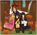 Namida Halloween by Nami-DA