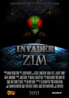 Invader Zim - The Movie by JaviDLuffy