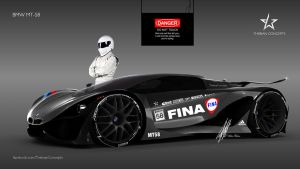 The Stig Mobile. by mcmercslr