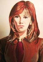 Donna Noble by Marissa-Emily