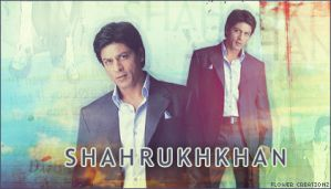 ShahRukh Khan - 2 by flowerdesignsworld
