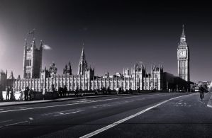 Westminster Palace by My-Skies