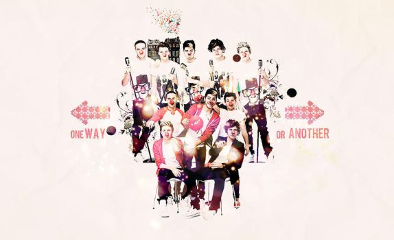 1D - One Way or Another by miu05