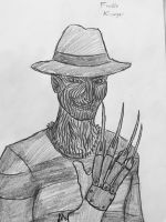 Freddy Kreuger by SuperFIFIBros