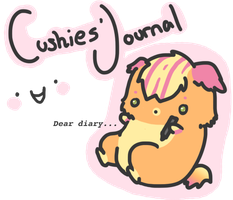 Journal thingie by Cushies