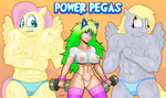 Power Pegas by curtsibling