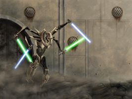 General Grievous - digital by kohse