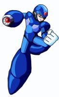 Megaman by chrisdonate