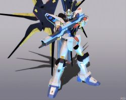 Strike Freedom - Another Century's Episode R (PS3) by Goreface13