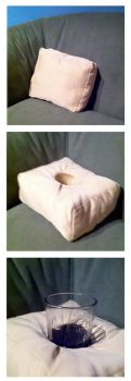 Pillowcupholder by stopthedance