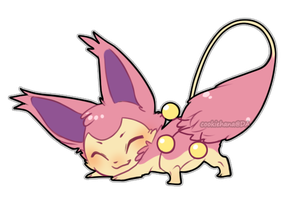 Skitty by CookieHana