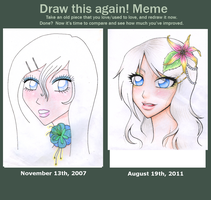 Before and After Meme by MangaAnimeLover