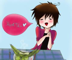 Humitas lover by cleoly16