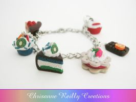 Fruity sweet tooth bracelet by magur