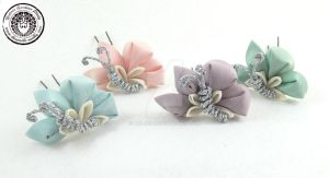 The Pastel Quartet by Arleen