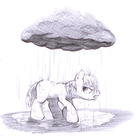 Damn cloud by Cannibalus