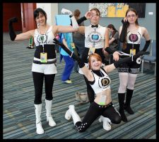Animazement 2011 - 17 - Portal Cosplay by greenjinjo
