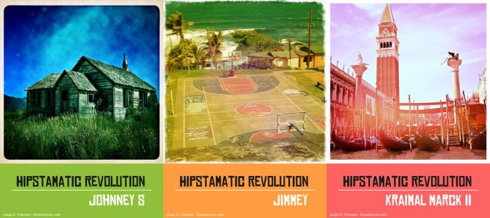 HipstaRev - Actions Pack 1 by exvoxdesigns