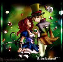 KR: oO Wonderland Oo by jao