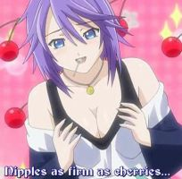 Mizore Cherries by RokanaKatsebaki