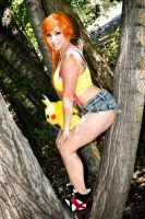 Pokemon: Misty by Ashe-Kai