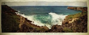 Ragged Point Panorama by amelliott